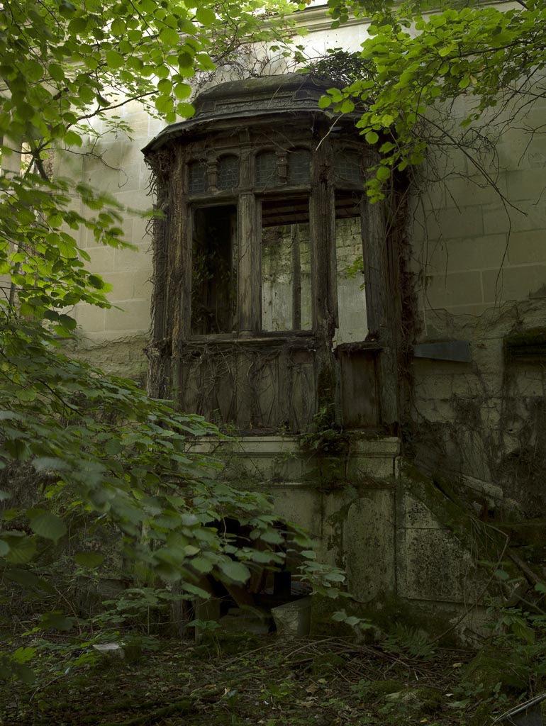 Este Castillo olvidado fue abandonado despues de un terrible incendio en 1932 06