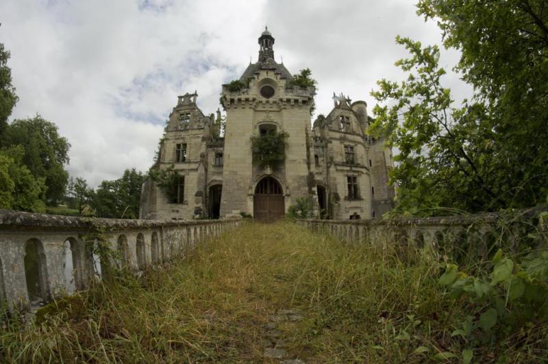 Este Castillo olvidado fue abandonado despues de un terrible incendio en 1932 09