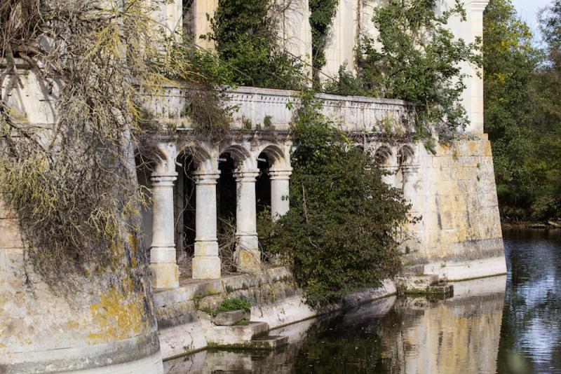 Este Castillo olvidado fue abandonado despues de un terrible incendio en 1932 10