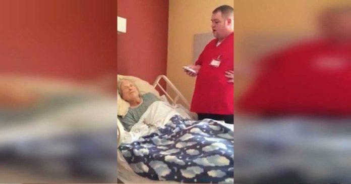 Este enfermero entro en la habitacion de una Paciente y lo pillaron haciendo esto Increible banner