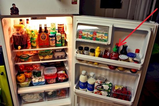 Guardas estos alimentos en el refrigerador 13