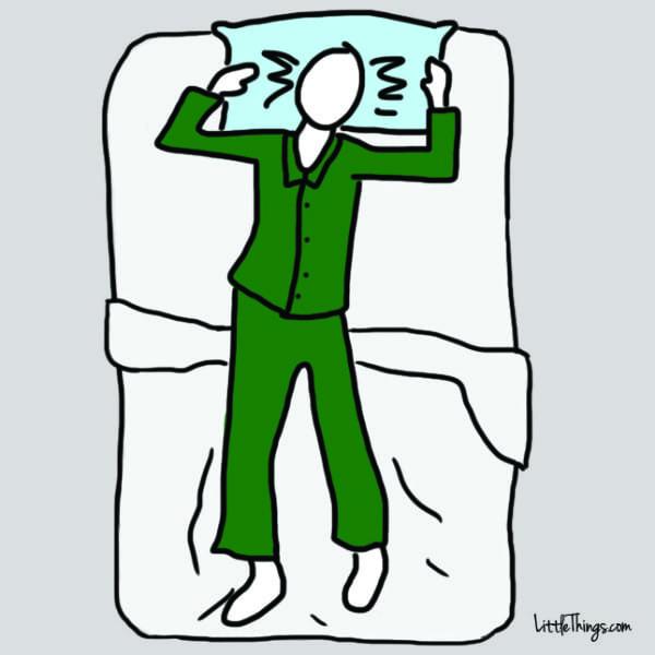 La mayoria de Personas duermen con esta Postura y estan SUFRIENDO por ello 02