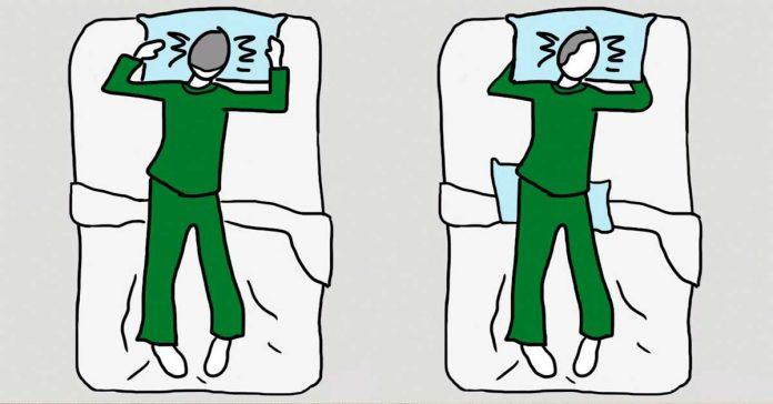 La mayoria de Personas duermen con esta Postura y estan SUFRIENDO por ello banner