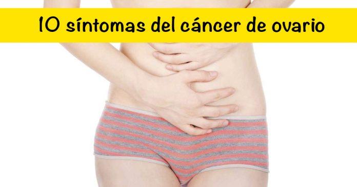 Los diez sintomas que te ayudaran a detectar un cancer de ovario banner