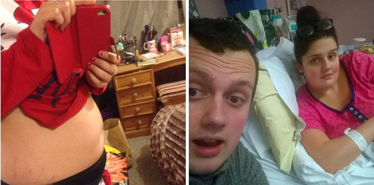 Una chica acaba ingresada en Cuidados Intensivos al descuidarse 'íntimamente'