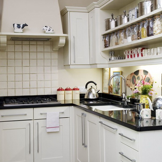 Conoce Algunos Trucos Para Tener Una Cocina Pequena Bien Ordenada