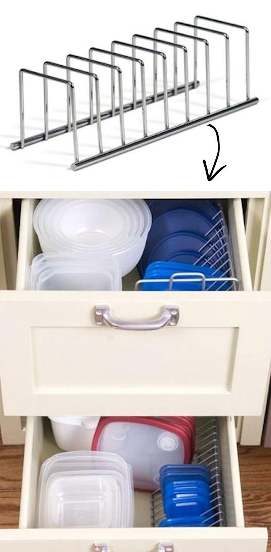 Conoce algunos trucos para tener una cocina pequeña bien ordenada