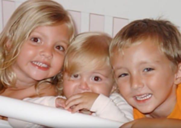Un Terrible accidente de trafico se llevo a sus 3 Hijos 01