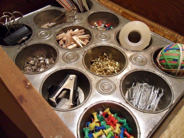 Usos e Ideas para tus Reutilizar tus moldes de magdalenas