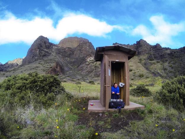 Los 25 lugares donde tienes que hacer caca antes de morir