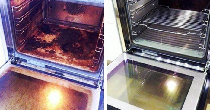 truco limpiar horno agua bicarbonato sodico banner