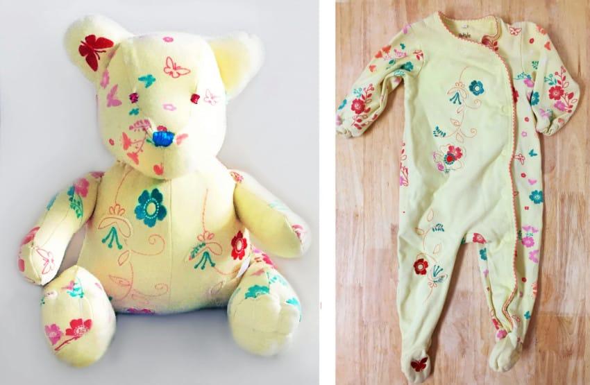 A su bebe se le quedo pequeno el Pijama 05