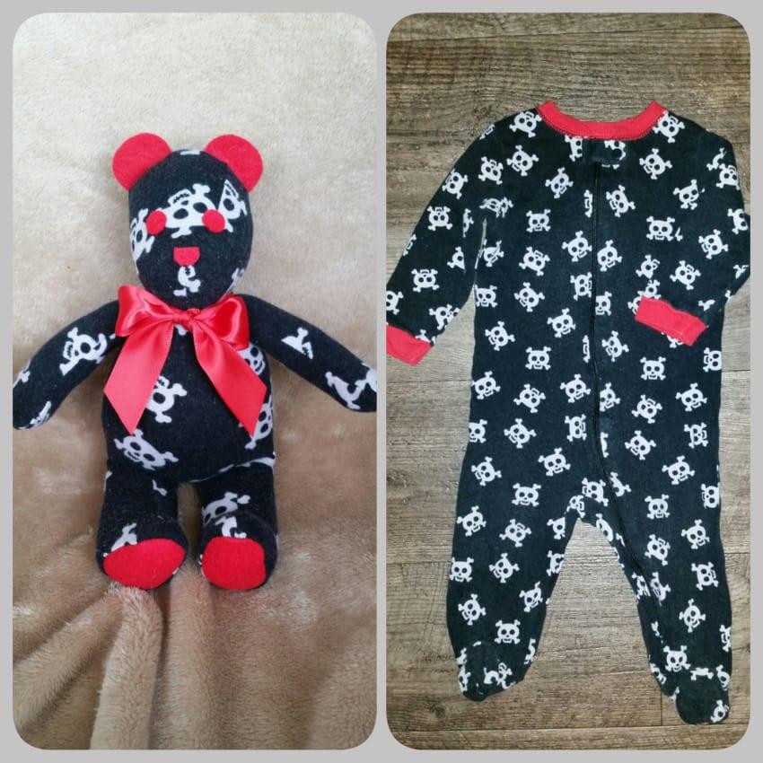 A su bebe se le quedo pequeno el Pijama 07
