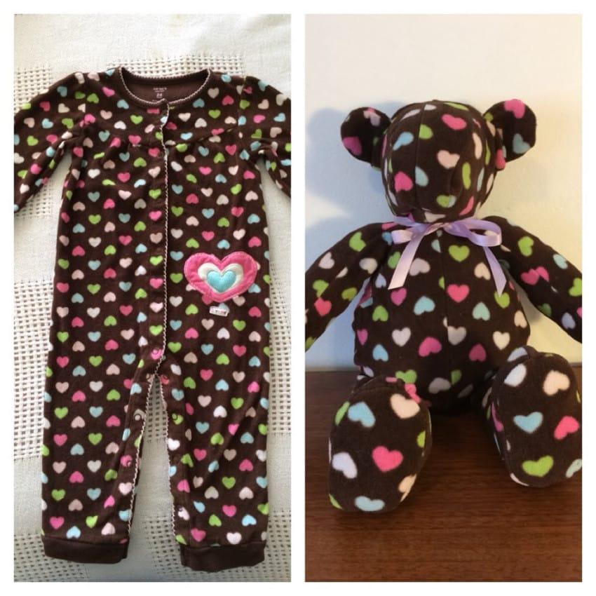 A su bebe se le quedo pequeno el Pijama 08