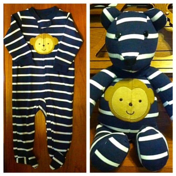 A su bebe se le quedo pequeno el Pijama 10