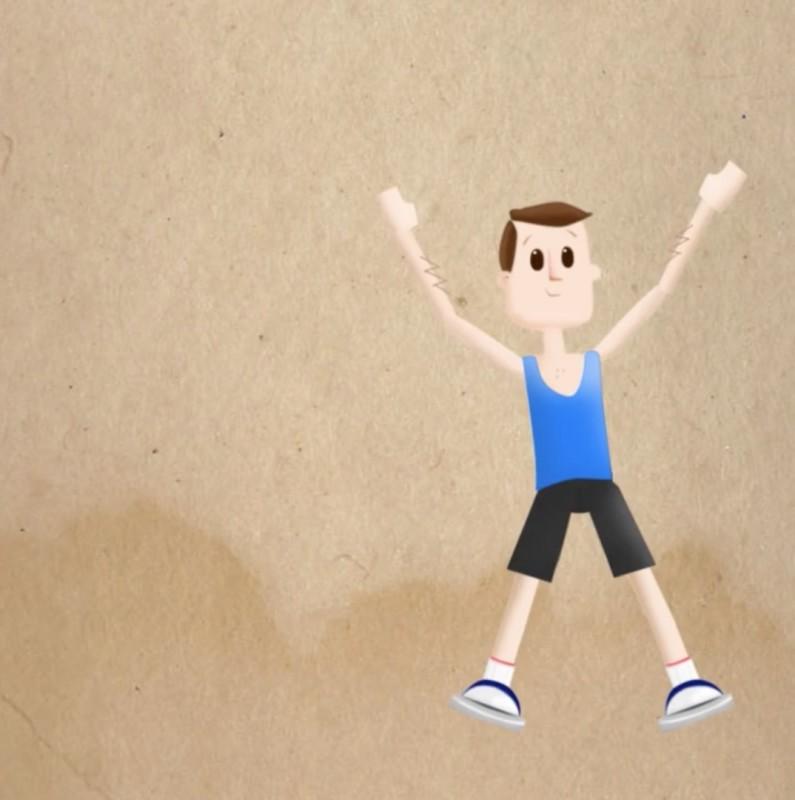 Se viraliza un mini reto de 8 Minutos durante 30 días para dar un giro radical