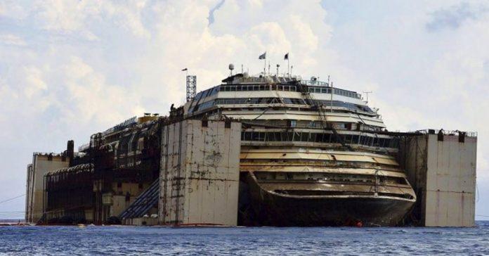 Este gigantesco crucero tuvo un tragico naufragio. Descubre que encontraron en su interior banner