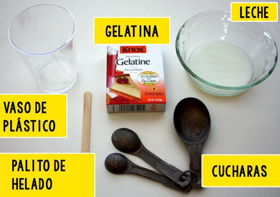 Ponte estos 2 ingredientes en la cara y espera que se sequen 01