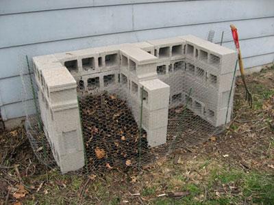 Se le ocurrio una idea Brillante para estos bloques de Cemento 12