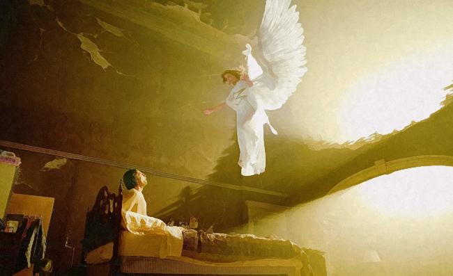 Signos para conocer cuando te acompana tu angel de la guarda 01
