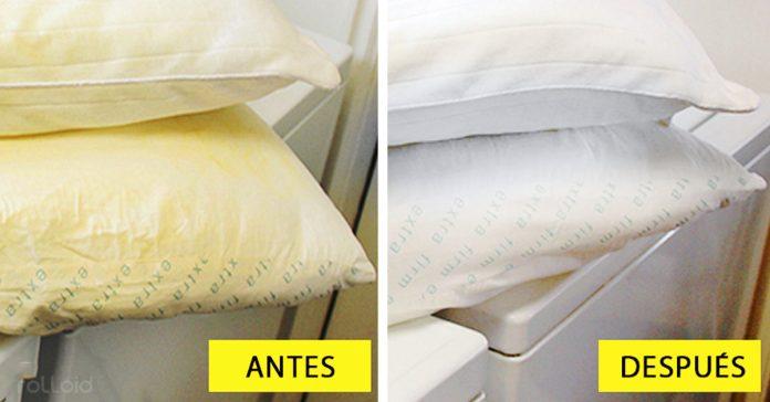 devolver blanco almohadas banner