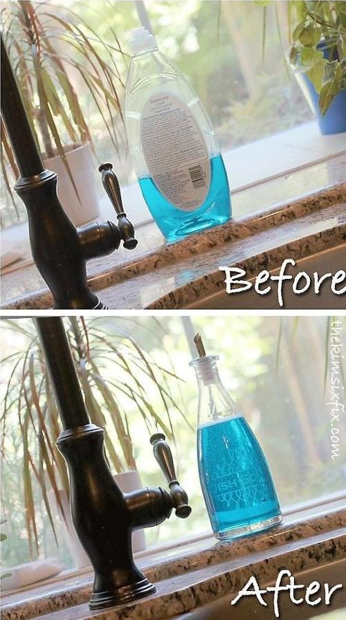 diy-dish-soap-bottle-olive-oil-bottle-repurpose-home-decor-kitchen-design.1-1-e1457370782322