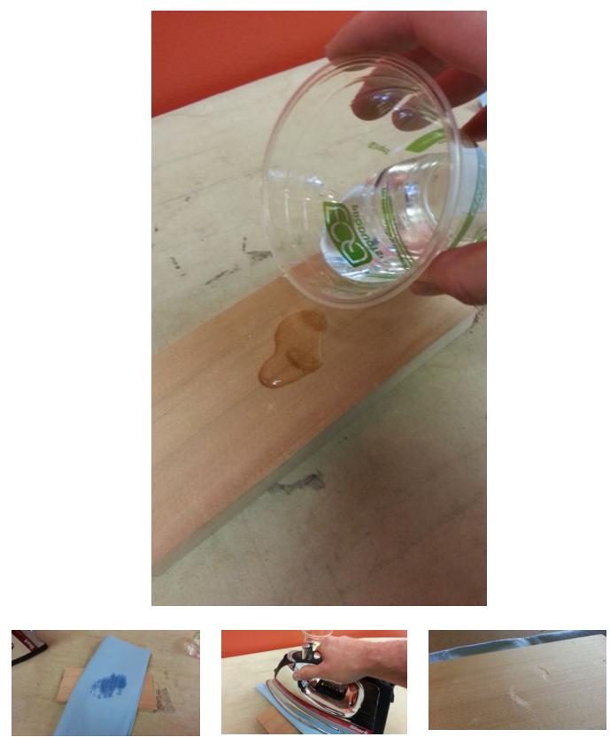 tutorial abolladura madera