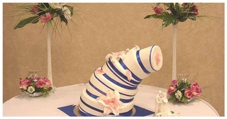 20 Pasteles de boda que haran llorar a cualquier novia 01