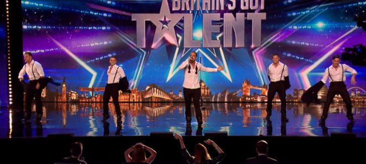 El Equipo de Got Talent interviene deteniendo el espectáculo y el escenario arde