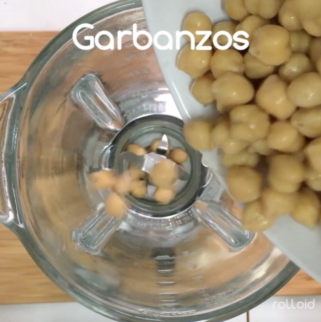 Cómo preparar un delicioso Hummus fácilmente