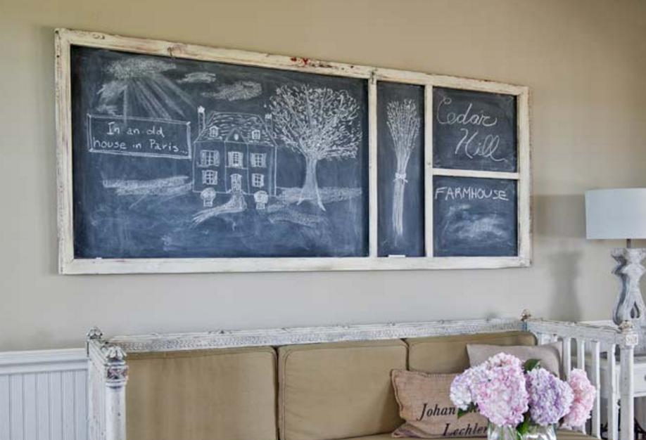 Ideas para transformar una simple puerta en cosas realmente útiles para tu hogar