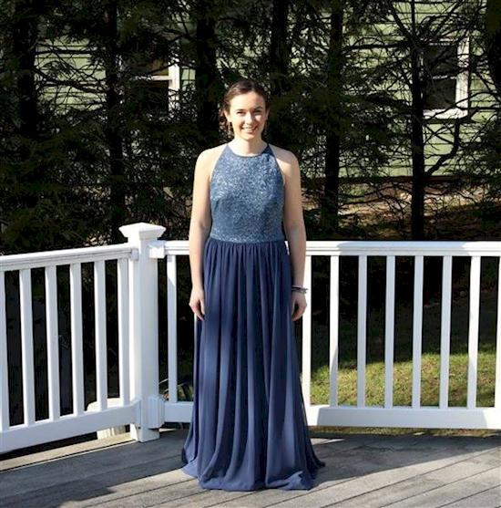 Conoce la conmovedora historia que hay detrás de este vestido