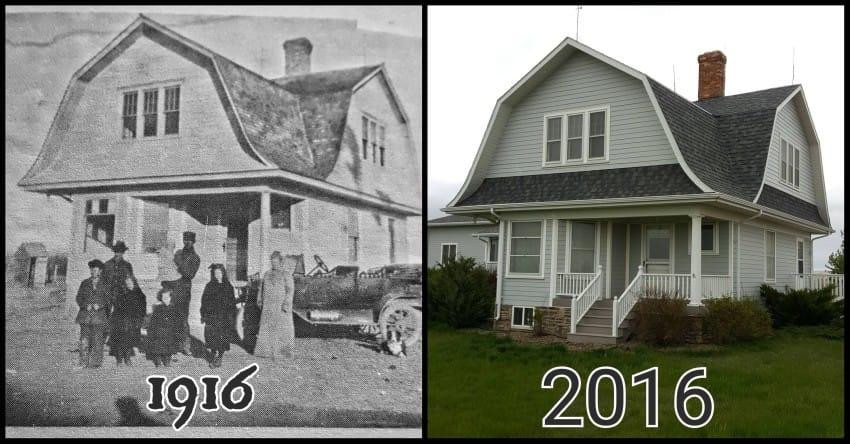 Construyeron su casa en 1916 ¿Cómo está hoy en día? ¡Increíble!