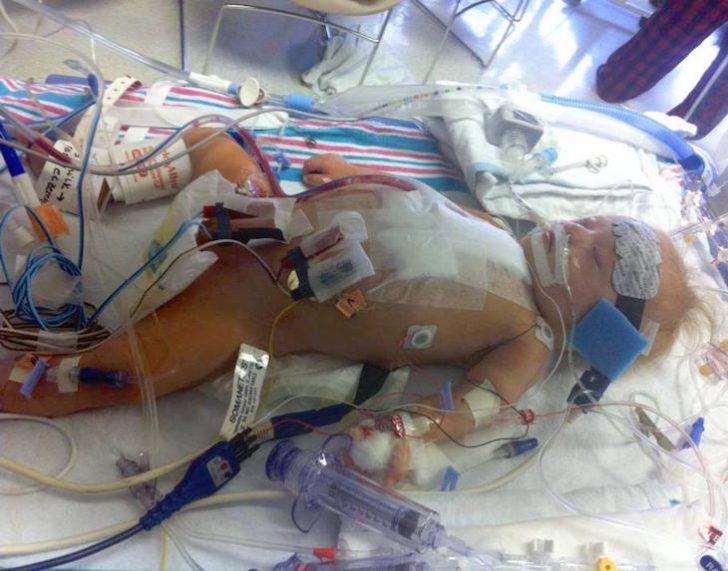 Deciden abandonar a su bebe despues de un diagnostico desfavorable 04