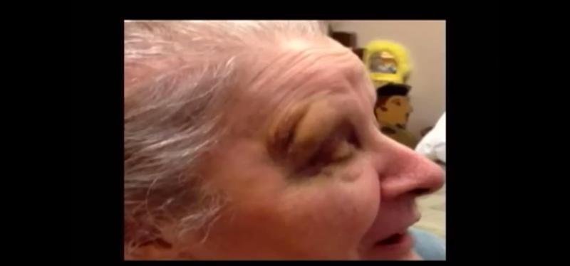 Las Cámaras de seguridad pillan in fraganti las atrocidades de una Enfermera