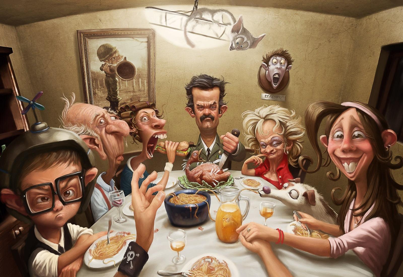 Mala-Familia-Politica