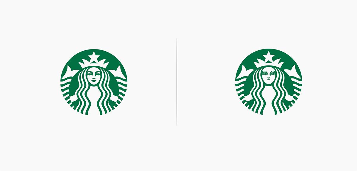 ¿Qué pasaría si los productos afectaran a sus logos?