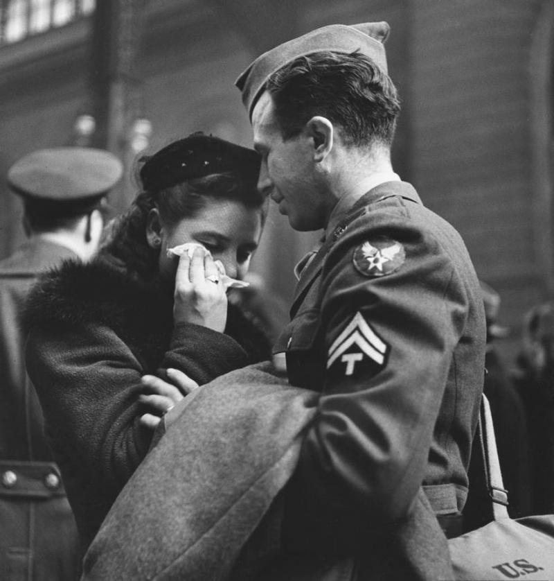 15 Impactantes fotografías de la guerra que te dejarán sin palabras