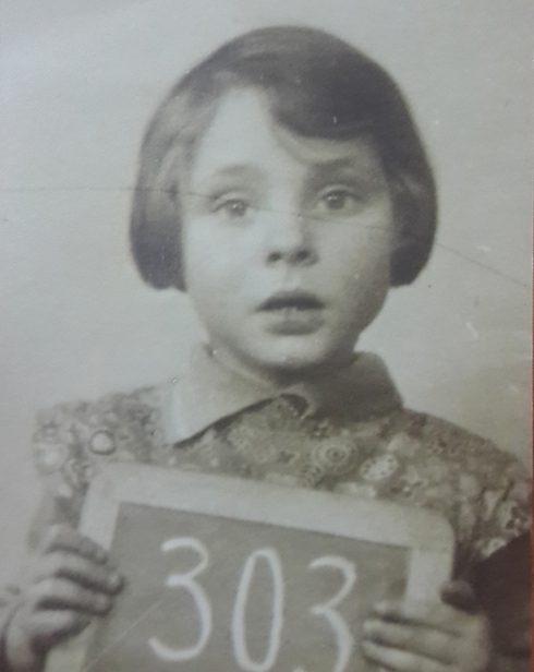 Un superviviente del Holocausto encontro estas viejas fotografias 01
