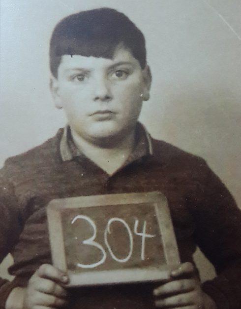 Un superviviente del Holocausto encontro estas viejas fotografias 03