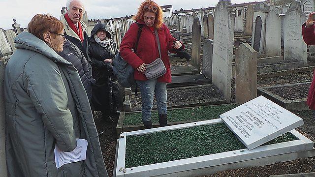 Un superviviente del Holocausto encontro estas viejas fotografias 04