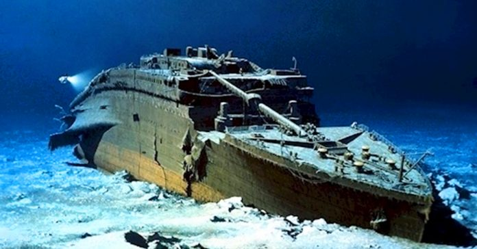 estas increibles fotos del titanic se hicieron justo despues de descubrirlo impresionante