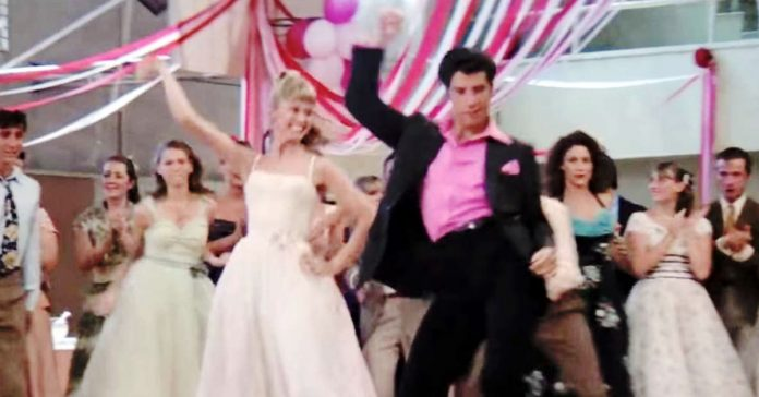100 escenas bailes peliculas banner