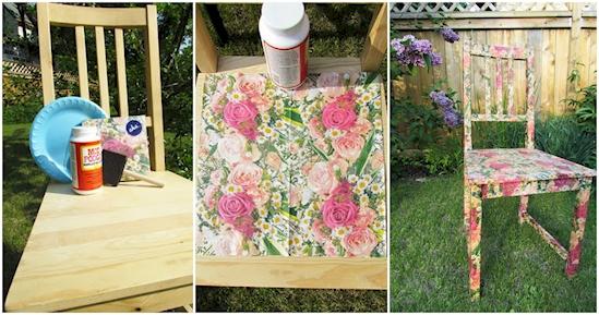 12 ideas creativas para utilizar tus servilletas de papel en el hogar 03