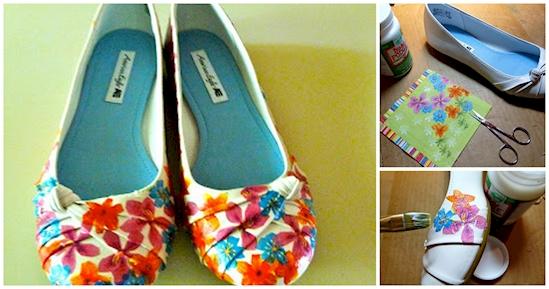 12 ideas creativas para utilizar tus servilletas de papel en el hogar 12