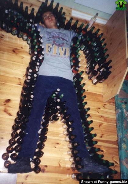 17 desafortunadas almas que acabaron muy mal después de la fiesta...