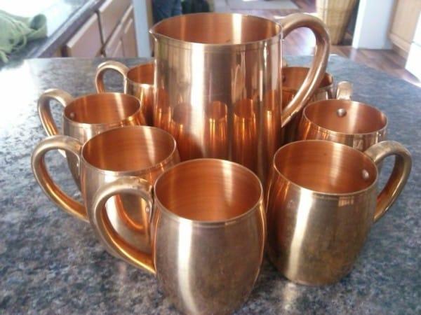 Descubre los beneficios que tiene beber de recipientes de cobre para nuestra salud 01