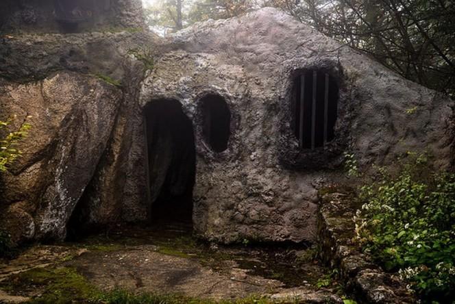 Descubrieron un extrano lugar del Mago de Oz 12