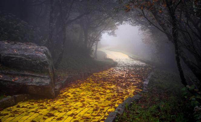 Descubrieron un extrano lugar del Mago de Oz 15