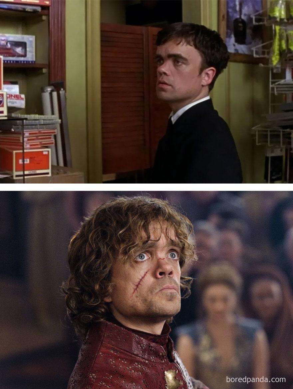 El increible antes y despues de los actores de Juego de Tronos 08